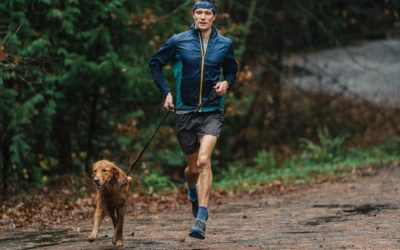 Running with dogs? Yes, please.